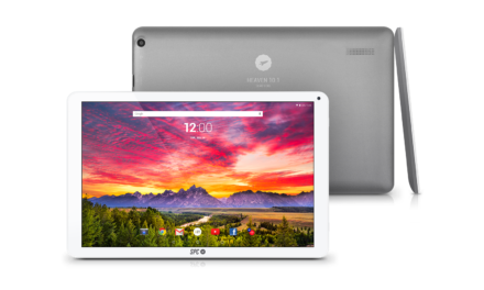 TABLET SPC HEAVEN 10.1″ ECONÓMICA Y POTENTE